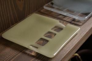 サブロウ 角皿(小) 3,150円(税込)
